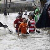 Nueve muertos tras inundaciones causadas por lluvias en Indonesia