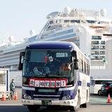 Decenas de pasajeros bajaron del crucero Diamond Princess sin ser examinados