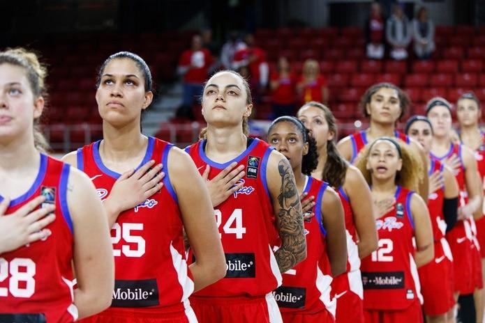 El Equipo Nacional de Baloncesto femenino realizará su debut olímpico en Tokio 2020.