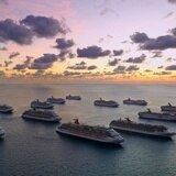 Estados Unidos aprueba viajes de cruceros de prueba con pasajeros voluntarios
