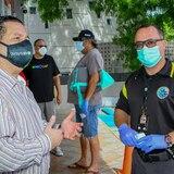 Alcalde de Guaynabo coordina reapertura de sus negocios