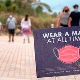 Divididos los padres de Florida sobre sobre el uso de las mascarillas