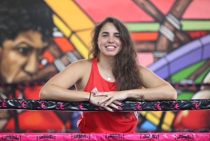 Stephanie Piñeiro puso en pausa su carrera en el boxeo rentado para perseguir una clasificación a los Juegos Olímpicos.