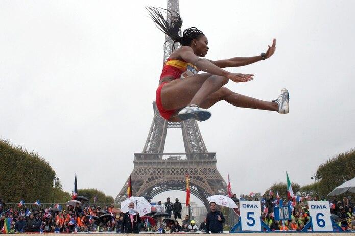 La Torre Eiffel al parecer será parte de la ceremonia de clausura de los Juegos Olímpicos Tokio 2020 como parte de la próxima sede.
