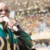 Expresidente de Sudáfrica comparece en caso de corrupción