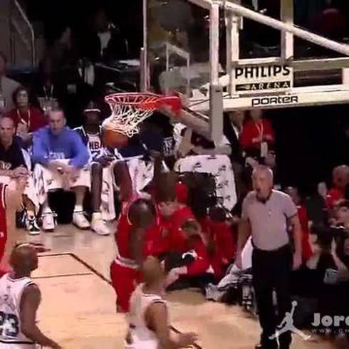 Kobe recuerda la 'amenaza' de Jordan