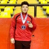Dos  medallas en Panamericano de lucha libre