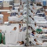 Hospitales colapsan en Brasil sin un plan nacional para virus