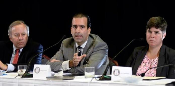 """""""Reformas más profundas son vitales para el futuro de Puerto Rico"""", dijo el presidente de la junta, José Carrión. (Archivo)"""