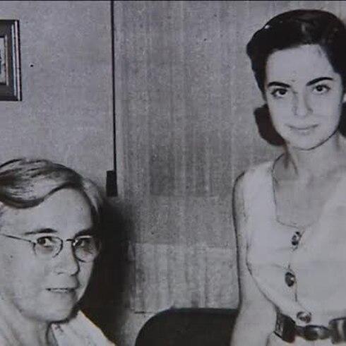 Nelly Rivas, la amante de 14 años de Perón