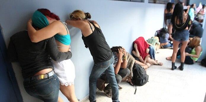 La División Drogas San Juan tiene 77 arrestados y Drogas Carolina tiene 10 arrestados. (alex.figueroa@gfrmedia.com)