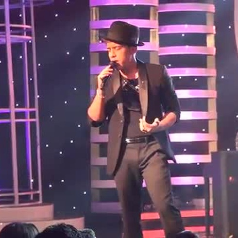 Idol Puerto Rico -Juan Carlos