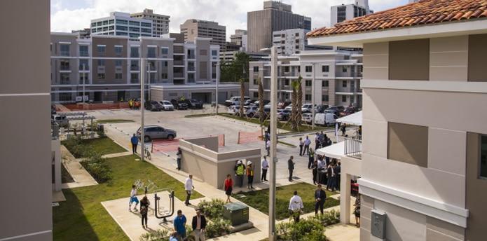 Renaissance Square se concreta como el primer proyecto para el mercado formal de alquiler que integrará a familias con diversos niveles socioeconómicos. (Archivo)