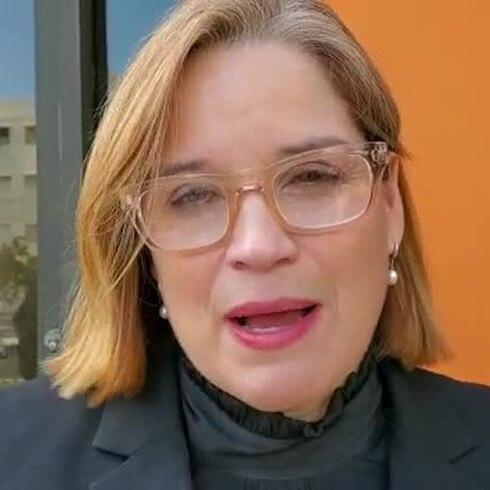 Carmen Yulín Cruz habla del legado de Rafael Cancel Miranda