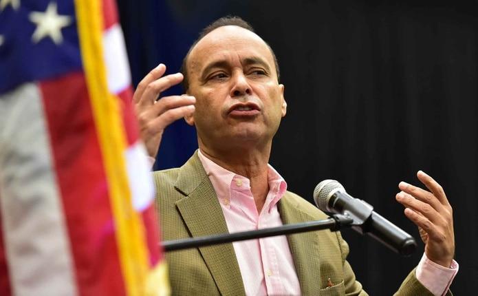Luis Gutiérrez exhortó al Congreso a que permita la plena reestructuración de la deuda de Puerto Rico a través de un estatuto de quiebras. (Archivo GFR Media)