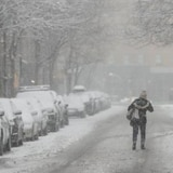 En alerta Nueva York por tormenta de nieve