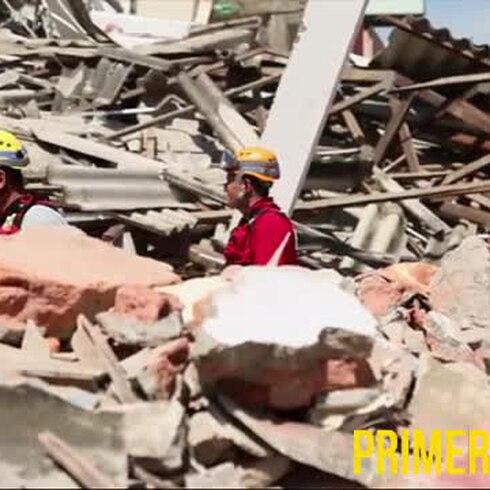 Se eleva cantidad de muertos luego del terremoto en Ecuador