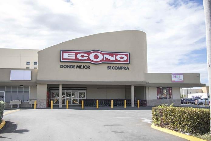 Supermercado Econo en Salinas. (Suministrada)