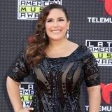 Angélica Vale le dedica a México su estrella en el Paseo de la Fama de Hollywood