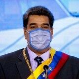 Nicolás Maduro recibe la primera dosis de la vacuna rusa Sputnik V