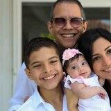 Xioana Nieves presenta oficialmente a su bebita