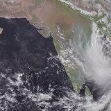 Otro potente ciclón se dirige hacia India