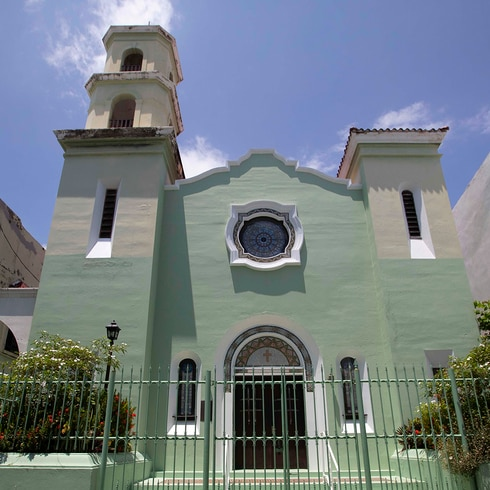 El lado que nunca habías visto de las iglesias en Semana Santa