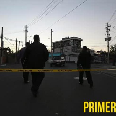 Asesinan hombre en Punta Las Marías