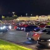 Autoridades intervienen con actividad multitudinaria en estacionamiento de Montehiedra