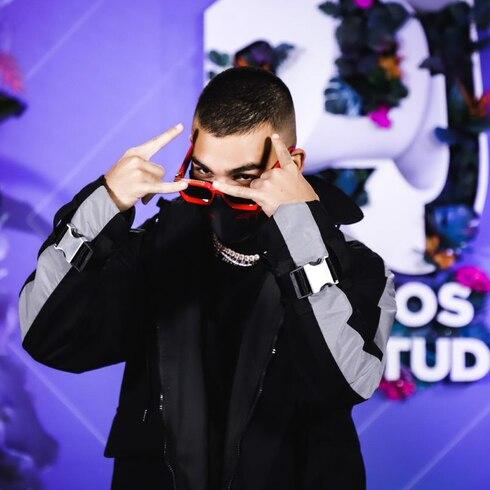 Artistas en Premios Juventud 2020