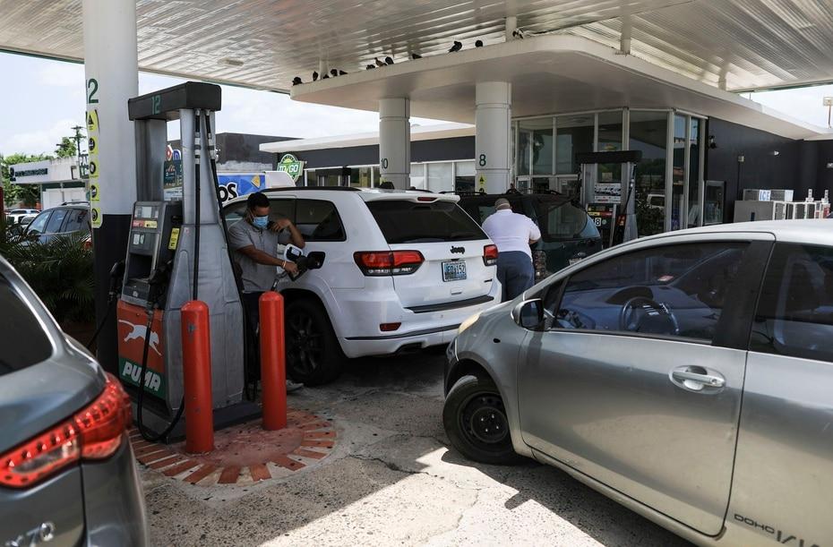Según la Asociación de Detallistas de Gasolina, tras elparo de camioneros, los abastos de combustible en los puestos de gasolina se han ido agotando al punto que ya en muchos lugares no queda nada disponible