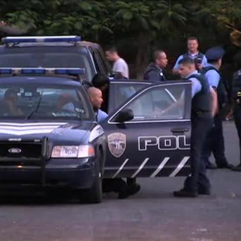 Autoridades intervienen con sujeto en Trujillo Alto