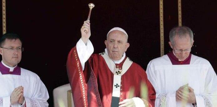 El papa Francisco, el primer pontífice latinoamericano de la historia, se ha centrado en las dificultades sacramentales y medioambientales de las comunidades amazónicas. (AP)
