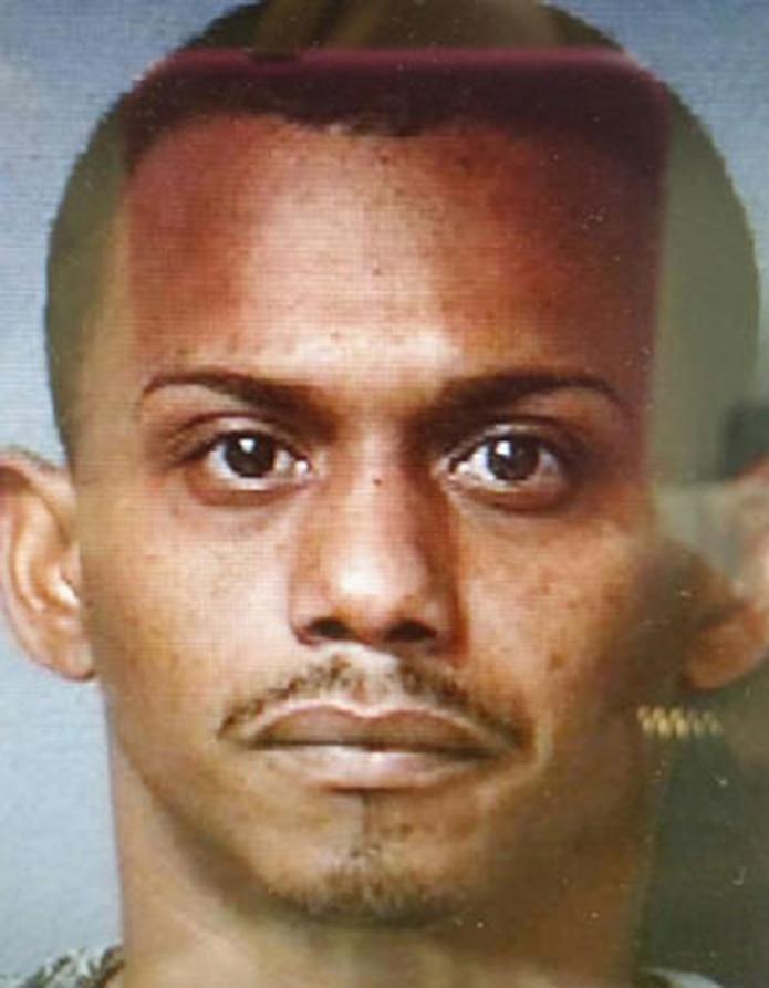 Según las autoridades, Sammy Adorno Guishard, de 29 años, agredió a su pareja de 35 al agarrarla por el cuello. (Suministrada)