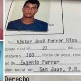 Héctor Ferrer y su paso por el béisbol Doble A