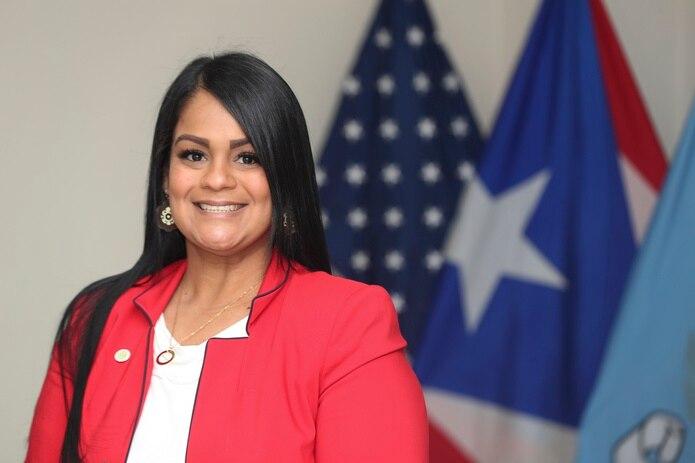 Miraidaliz Rosario Pagán, alcaldesa de Naguabo