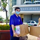 Los Mets donan mascarillas y equipos de protección a hospitales en Guaynabo