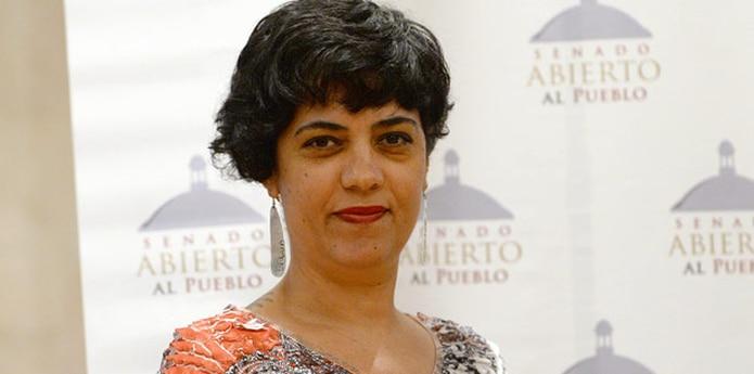 Amárilis Pagán Jiménez, directora del proyecto Matria (Archivo)
