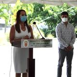 San Lorenzo lanza campaña y reparte kits de protección ante alza de casos de COVID-19 en el municipio