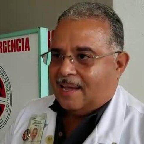 Secretario de Salud explica condición de Aníbal Meléndez