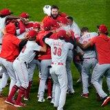Los Reds también ponen fin a una larga sequía para avanzar a la postemporada de MLB