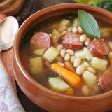 Guíllate de Chef: caldo gallego