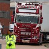 Cadáveres encontrados en camión en Inglaterra podrían ser vietnamitas
