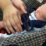 """Gobierno sugiere apps para proteger niños en """"car seats"""""""