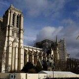 Notre Dame se queda sin misa de Navidad