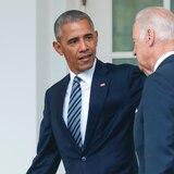 Obama respalda a Biden