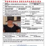 Siguen buscando pistas para localizar desaparecida en Puerto Nuevo
