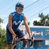 Completa Abner González su primer tour del World Tour