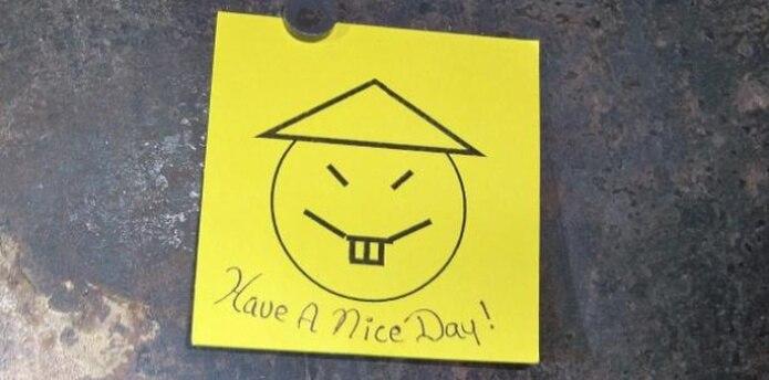 """""""Que tengan un buen día"""". Ese fue el mensaje en una nota que los asesinos evadidos de la cárcel dejaron tras la fuga. (Archivo)"""