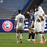 París Saint-Germain avanza a las semifinales de la Liga de Campeones